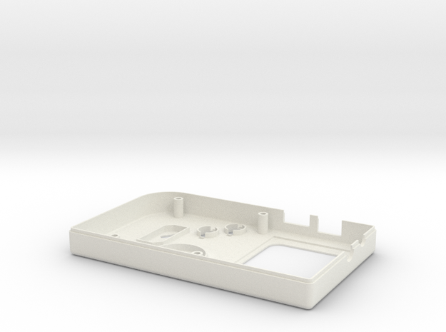 Raspberry Pi PiGRRL - DIY Game Boy - Top in White Strong & Flexible