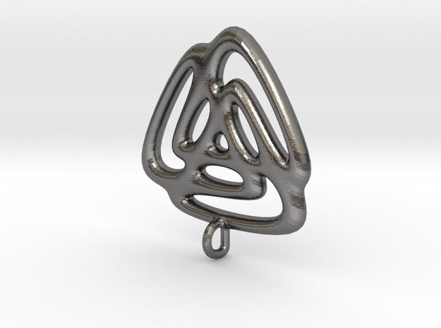 Triangle Fusion Pendant
