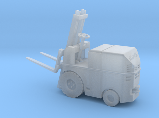Altamatic Forklift 1-87 in Smooth Fine Detail Plastic
