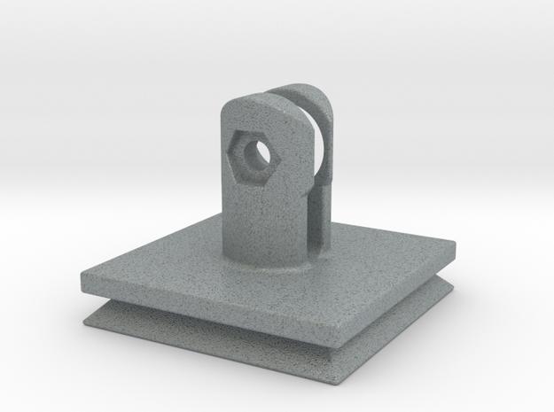 Arca-Swiss Square Virb QR Plate in Polished Metallic Plastic