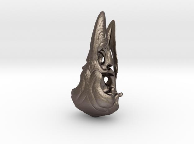 Skrimshaw Crowskull 3d printed