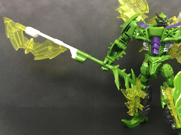 TF4: AOE Warrior Of Growl (pole) for deluxe Snarl