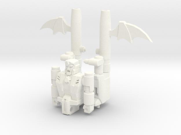 Dracula TargetMonster (5mm Transforming Weapon) 3d printed