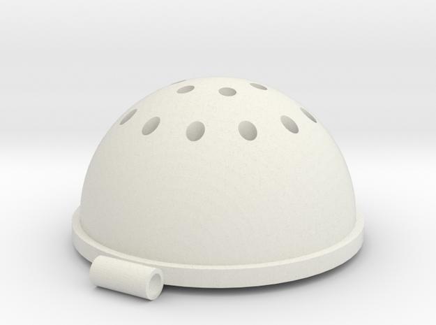 Tea infuser in White Natural Versatile Plastic