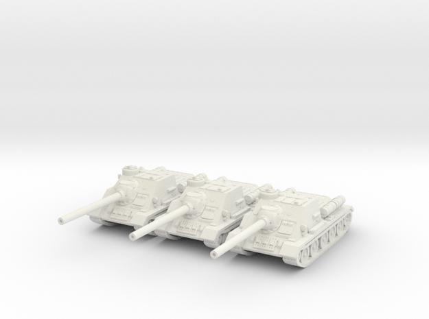 1/144 SU-100 tank hunter