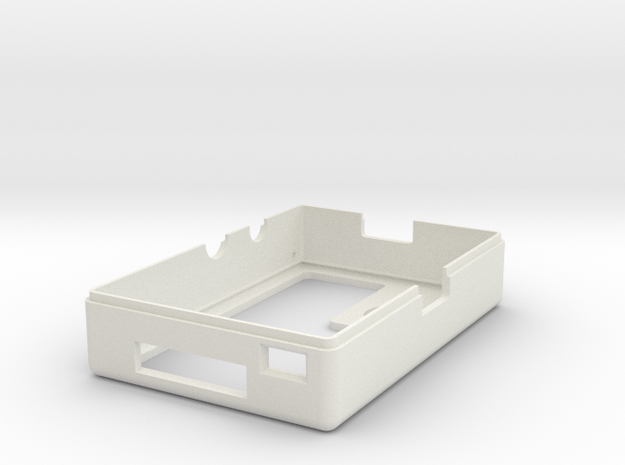 Raspberry Pi DIY Camera - Top in White Strong & Flexible