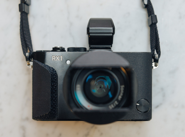 Stellated Grip for Sony RX1 / RX1R / RX1R ii