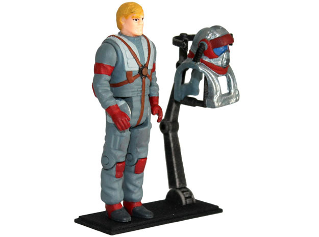 M.A.S.K. Deluxe Figure-Stand