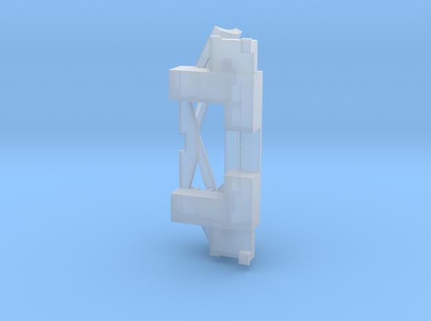 IORE Schneepflug für Kupplung_v1 TT 1:120 in Smooth Fine Detail Plastic