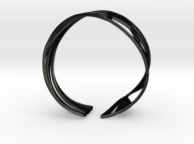 Triangulation Bracelet 3d printed