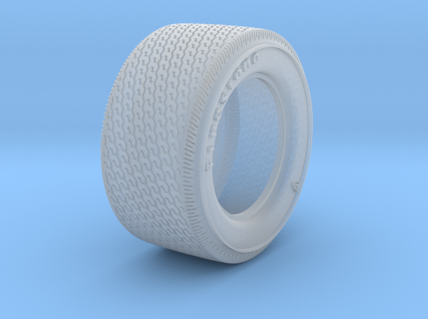 67 Turbine Tire 1/20 scale 3d printed