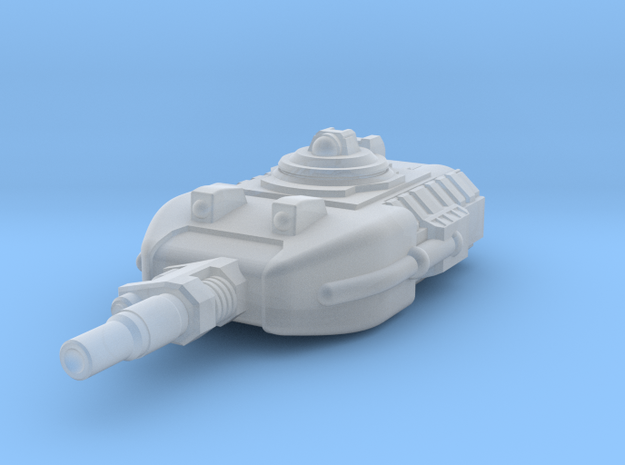 RUMV-Jackhammer Cannon Turret in Frosted Extreme Detail