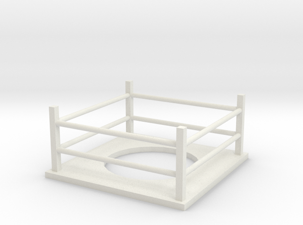 BoxRing in White Strong & Flexible
