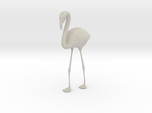 Flamingo - One Color  in Natural Sandstone