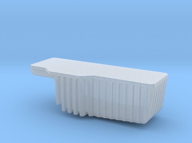 1:64 M&W Oil Pan for Tractors in Smoothest Fine Detail Plastic