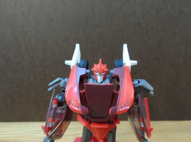 Sunlink - Not-Hot Rod Wings 3d printed
