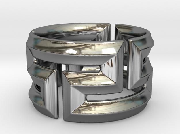 Maeander Ring 18mm