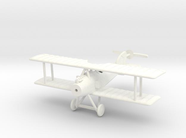 1/144 Albatros D.I 3d printed