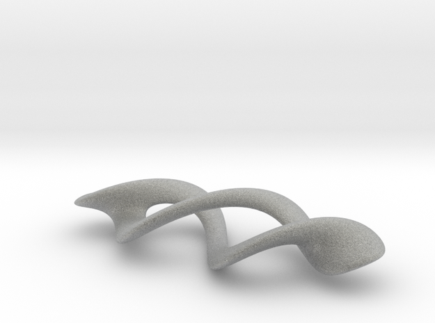 Mesh-Torus with small hole 3d printed