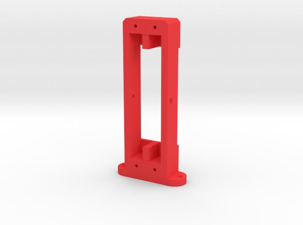 Ribbon motor frame 3d printed