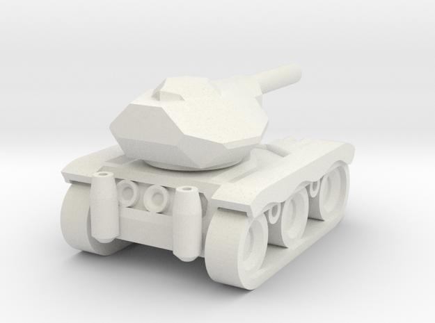 Haubitze Mini in White Strong & Flexible