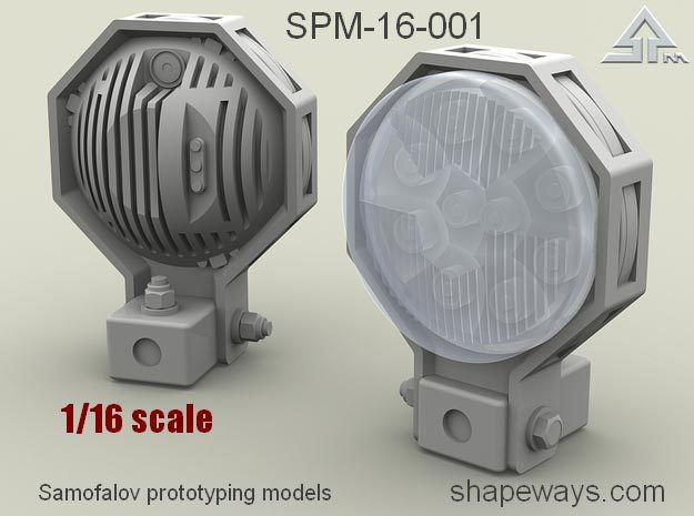 1/16 SPM-16-001 Truck LED Headlights