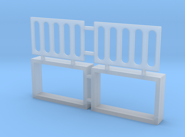 1/35 scale storm drain (Set of 2) 3d printed