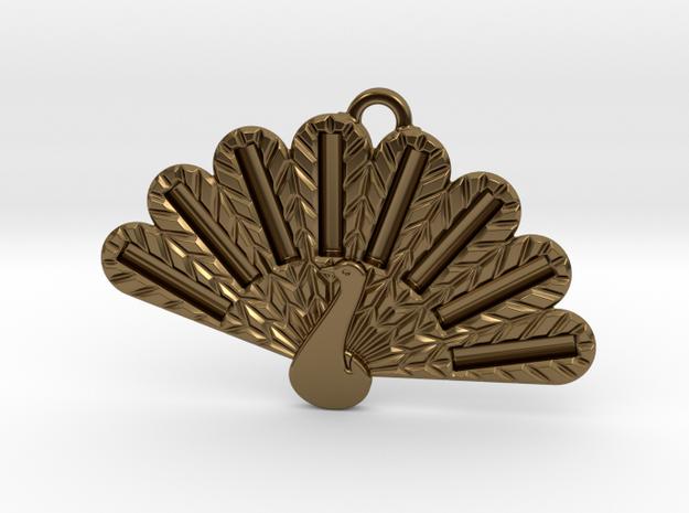 Peacock Fashion Pendant