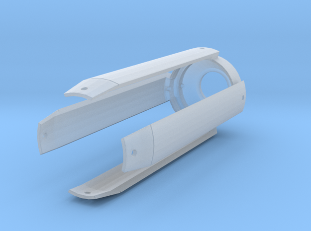 11coperholes in Smooth Fine Detail Plastic