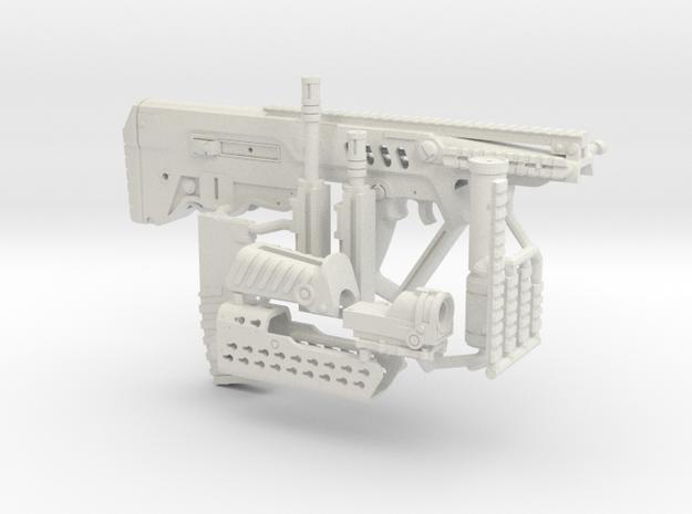 1:6 Tactical 21 Bullpup Rifle SF version