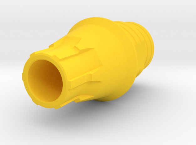 Ensamblaje As EV4.2 X6 - IND3AEVH42 X6-1 in Yellow Processed Versatile Plastic