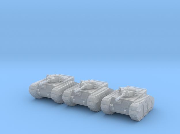 6mm Dieselpunk Mk.A APC (3)