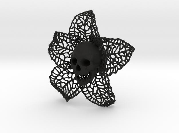 Skeletal Flower
