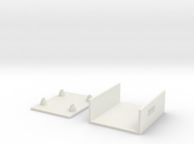 X2 Caipirinha in White Natural Versatile Plastic