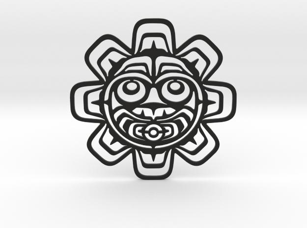 Northwest Design Sun Mask Drink Coaster