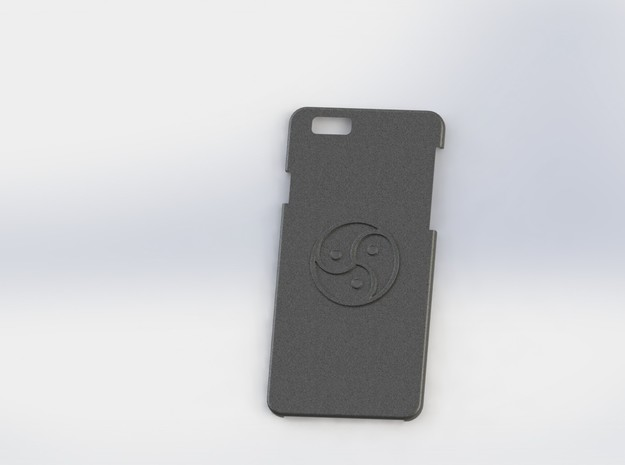 Iphone 6 Case BDSM in Black Strong & Flexible
