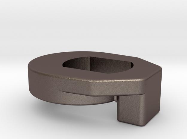 Anti Rotation Washer - MAC hub motor on Salsa Enab in Stainless Steel