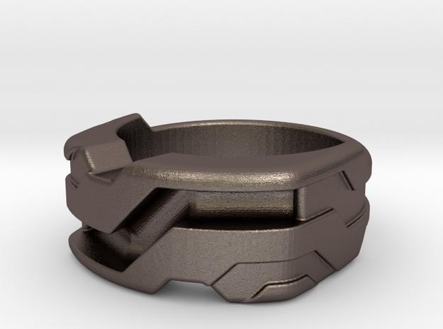 US7 Ring XXI: Tritium (Stainless Steel)