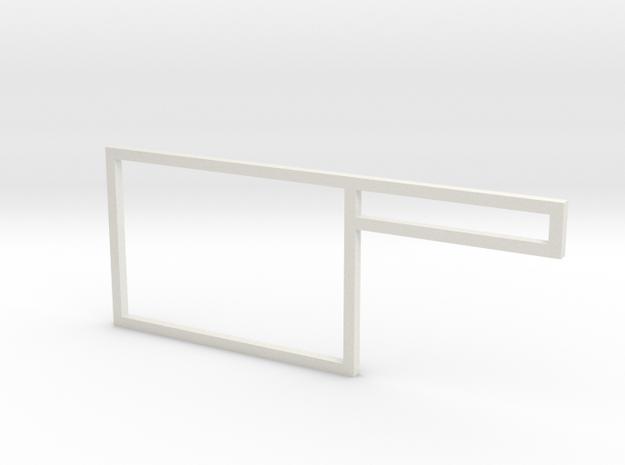 Warmachine measuring widget in White Strong & Flexible