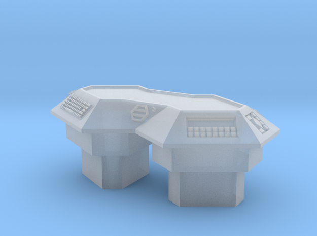 15mm CIC Plotting Table 3d printed