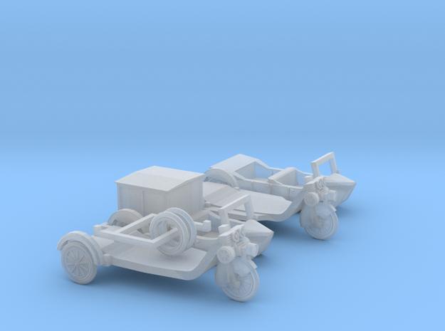 Phänomobil SET (N 1:160) 3d printed
