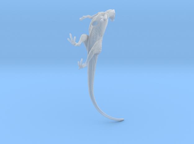 1/72 Cryolophosaurus - Calling/Territorial 3d printed