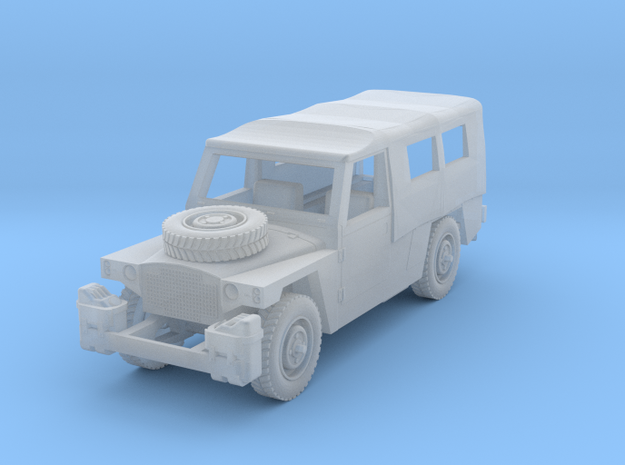 Land Rover Santana 109 -1-144-Proto-01 in Smoothest Fine Detail Plastic