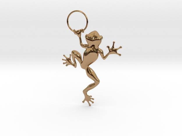 Frog Hug Pendant