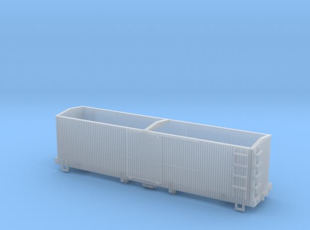 HOn30 Sandy River 28 foot Boxcar 3d printed