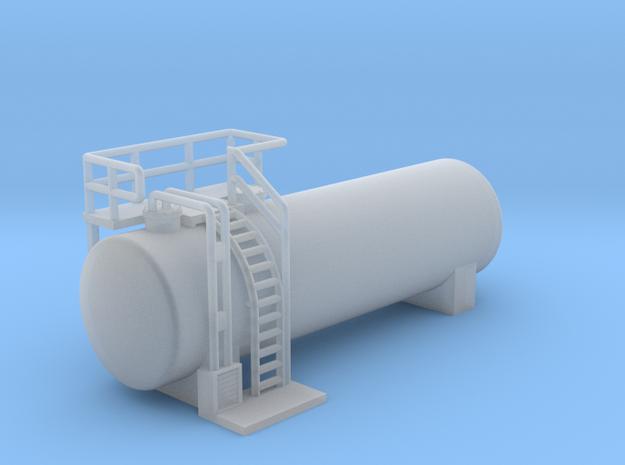 Z scale Diesel Storage Tank V3