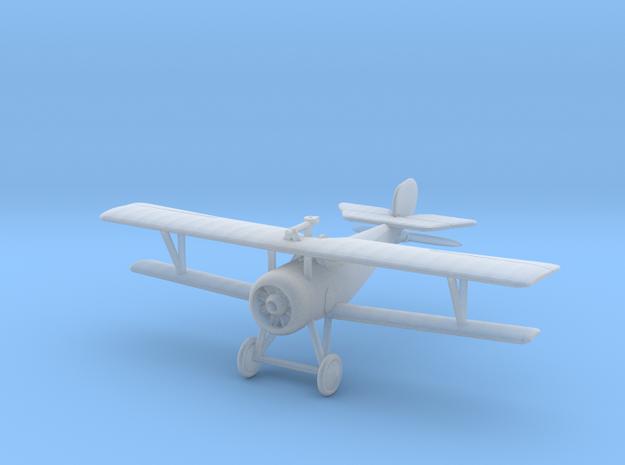 1/144 Nieuport 17 Lewis gun 3d printed