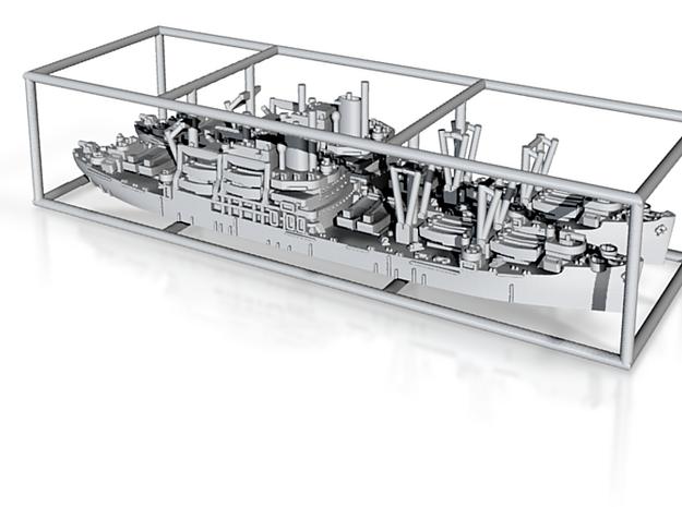 1/2400 US APA Bayfield (x2) 3d printed