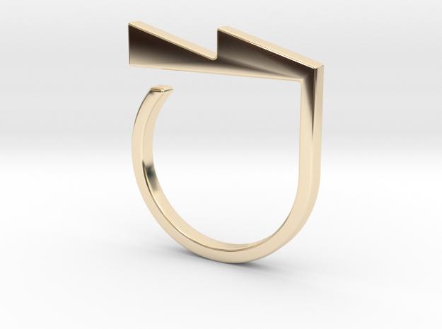 Adjustable ring. Basic model 6.