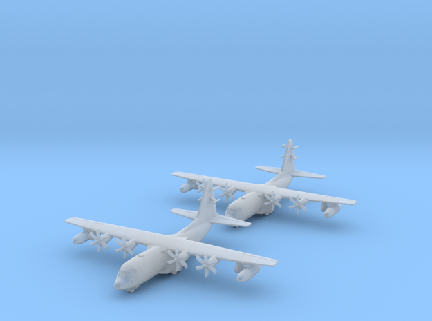 1/700 EC-130J with Gear x2 (FUD)